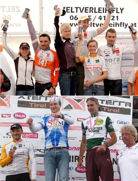 XTERRA Saison 2009 - Ergebnisse
