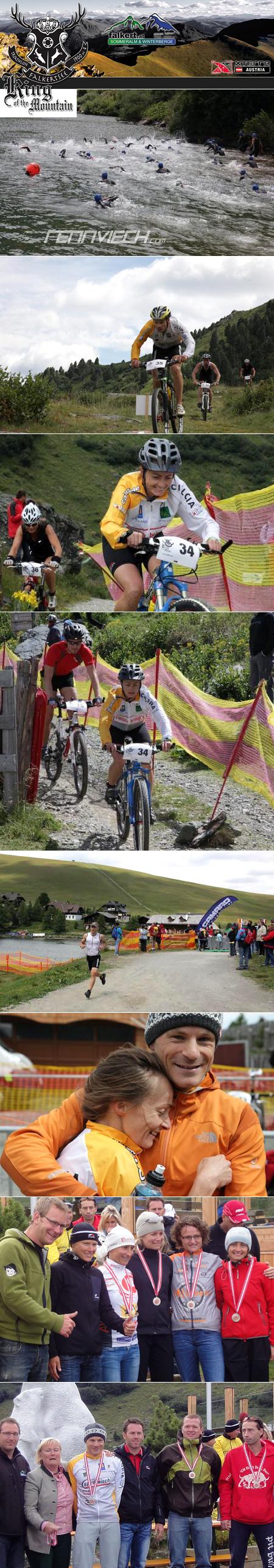 XTERRA King of the Mountain Falkertsee 2010