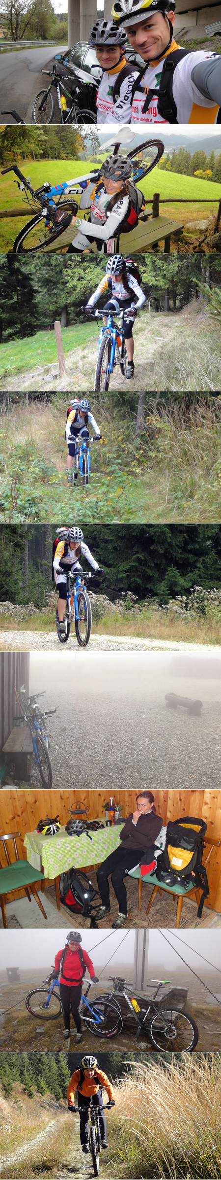 Mountainbiking Stuhleck