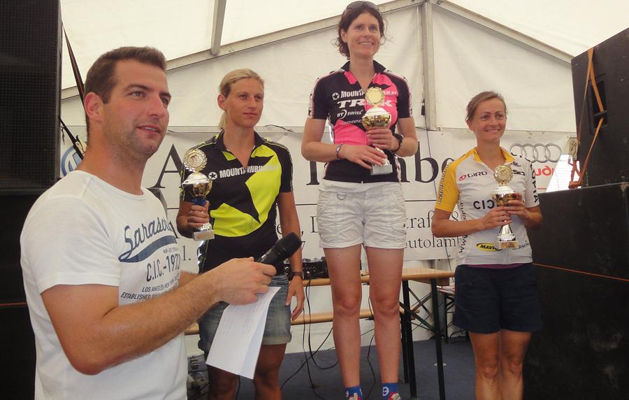 rieden-trophy 2013 - podium damen